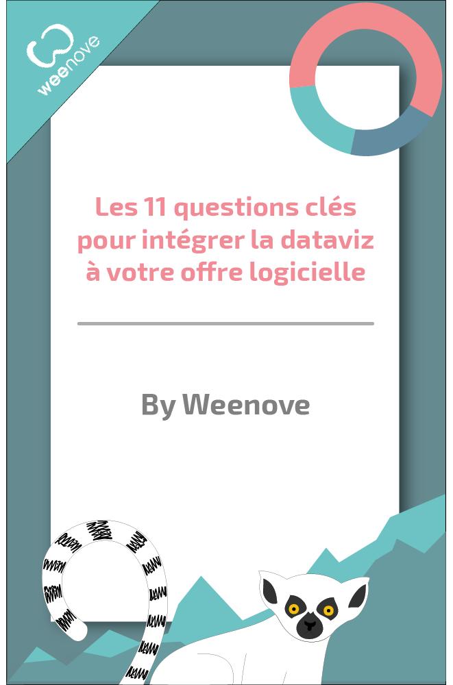 Livre blanc - Les 11 questions clés pour itnégrer la dataviz à votre offre logicielle